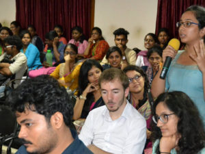 Athena Infonomics Co-Hosted Screening of US Presidential Debates 2016 with US Consulate Chennai and Loyola College
