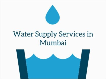 Water Supply Services in Mumbai: