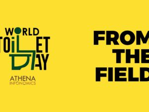 World Toilet Day: From the Field