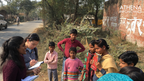 Field Diary: High Quality Low Cost Private Education in Lucknow