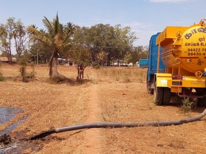 Evaluating Project Feasibility for the Development of J-OP Treatment Plant in Tiruppur