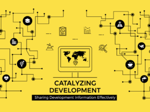 Catalyzing Development: Sharing Development Information Effectively