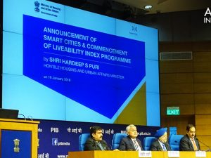 Hardeep Singh Puri announces commencement of India's first-ever 'Livability Index'