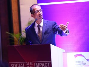 Social+Impact Conclave: Presenting Athena's Work on Corporates Supporting Indian Startups