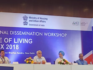Ease of Living Index National Dissemination Workshop