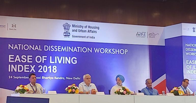 Ease of Living Index Workshop