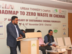 Creating Liveable and Clean Cities: Presentation at the Madras Chamber of Commerce and Industry