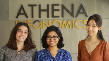 Internships at Athena Infonomics: In Their Own Words