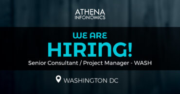Athena Infonomics-Careers-Project Manager-WASH